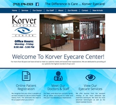 Korver Eyecare Center